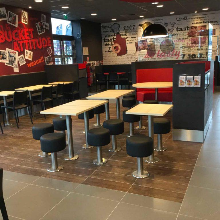 Restaurant KFC Rennes