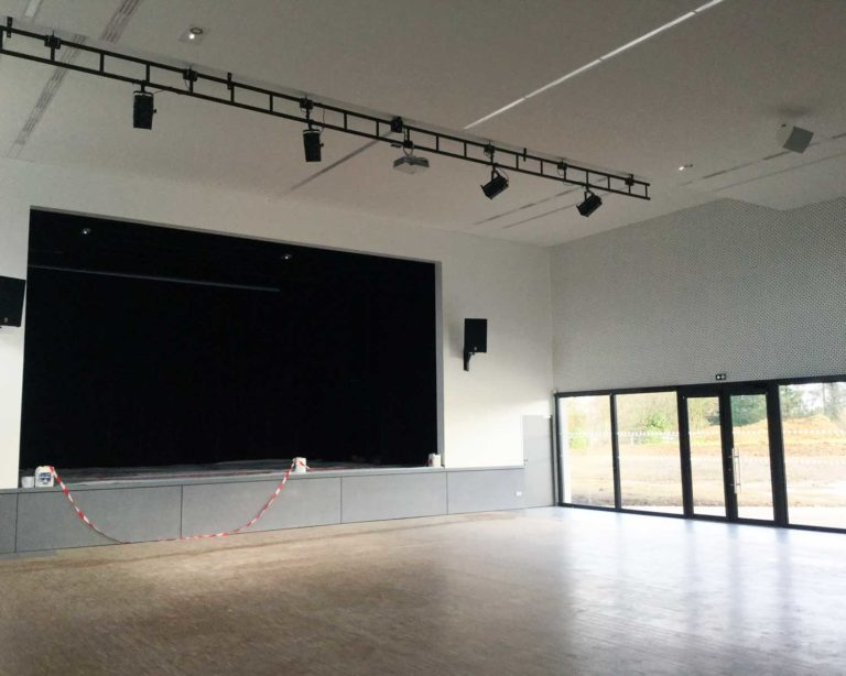 Centre Culturel de Louvigné de Bais