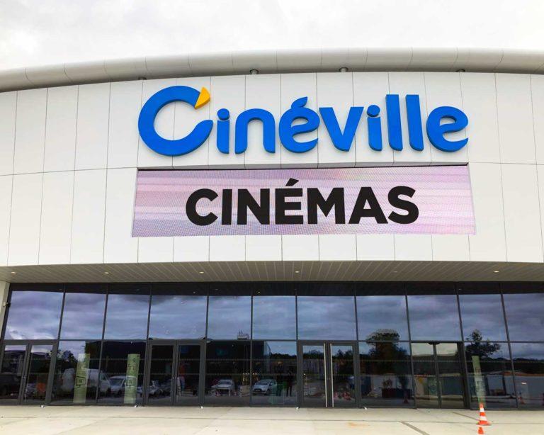 Cinemas Cinéville
