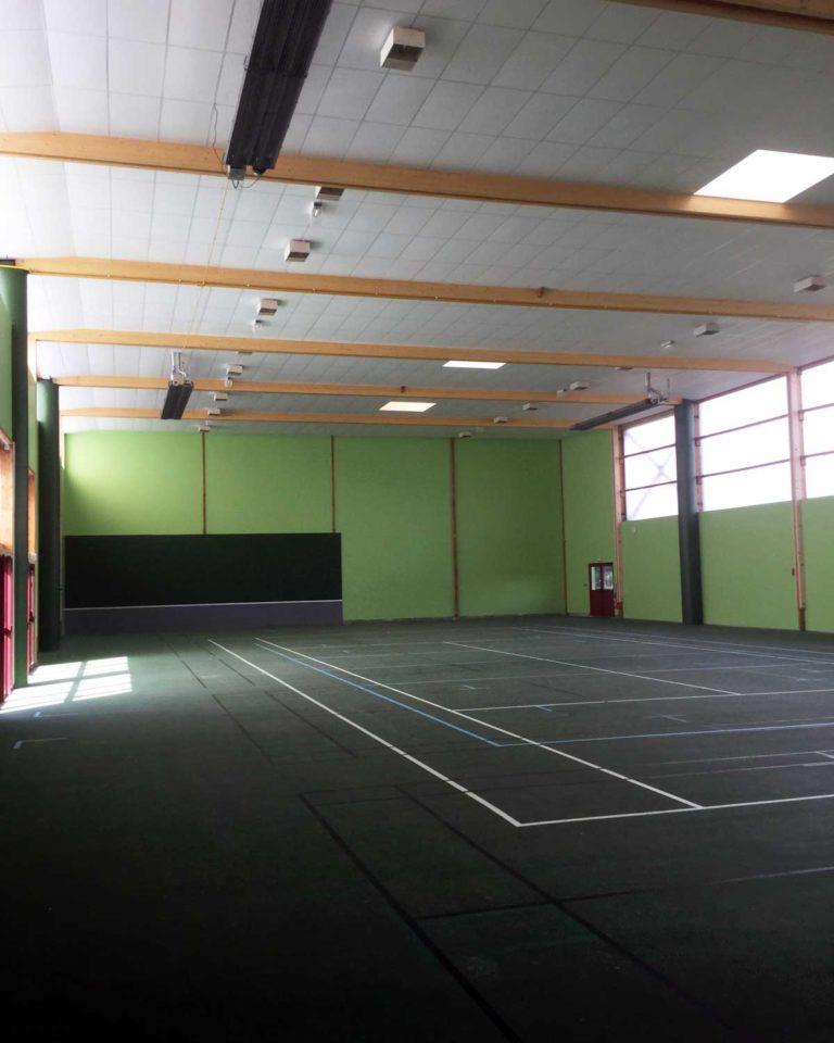 Salle multisports – LAIGNELET